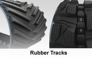 Rubber Agriculture & Construction tracks