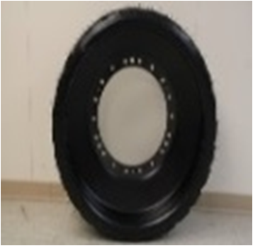 Cat Challenger 65/75/85/95 Drive Wheel LFT