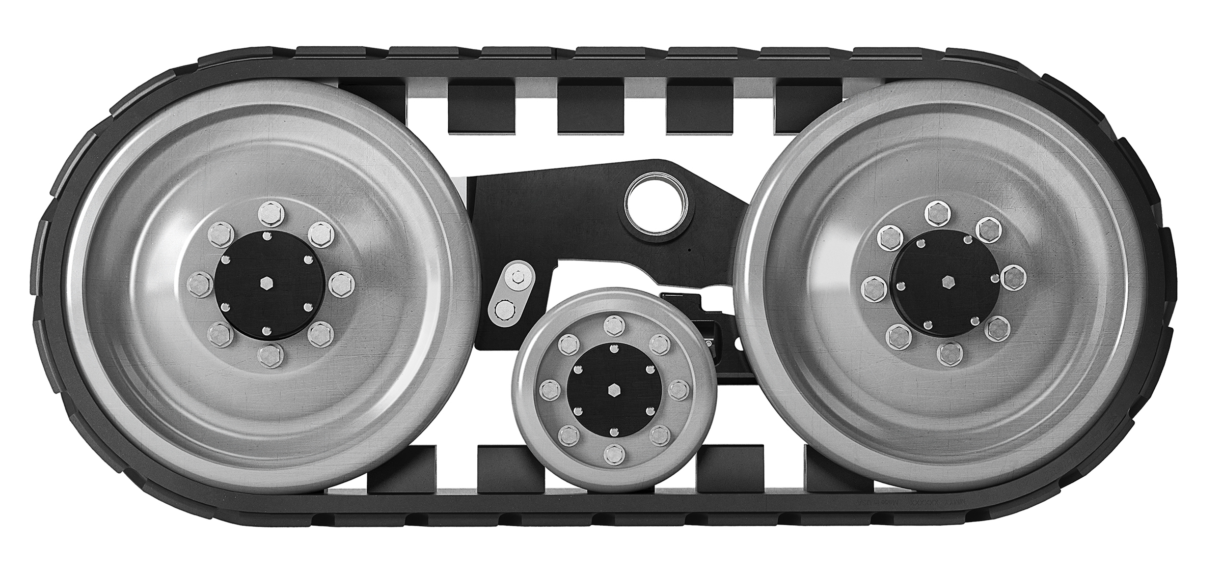 Camso Planters, Strip Till, Seed Carts Undercarriage Systems TTS