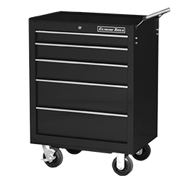 "Extreme Tools® 26"" 5 Drawer Roller Cabinet"
