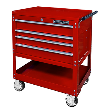 "Extreme Tools® 32"" Deluxe Tool Cart"