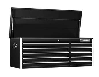 "Extreme Tools® 56"" 10 Drawer Standard Tool Chest"