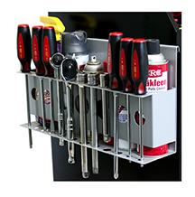 Extreme Tools® Hanging Tool and Can Organizer in Silver
