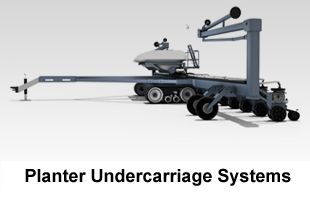 Planter Undercarriage Systems