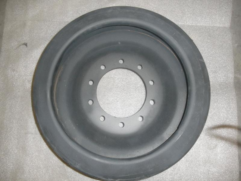 Case IH STX NEW Polyurethane Idler Wheel
