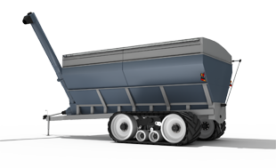 Grain Cart Undercarriage Systems