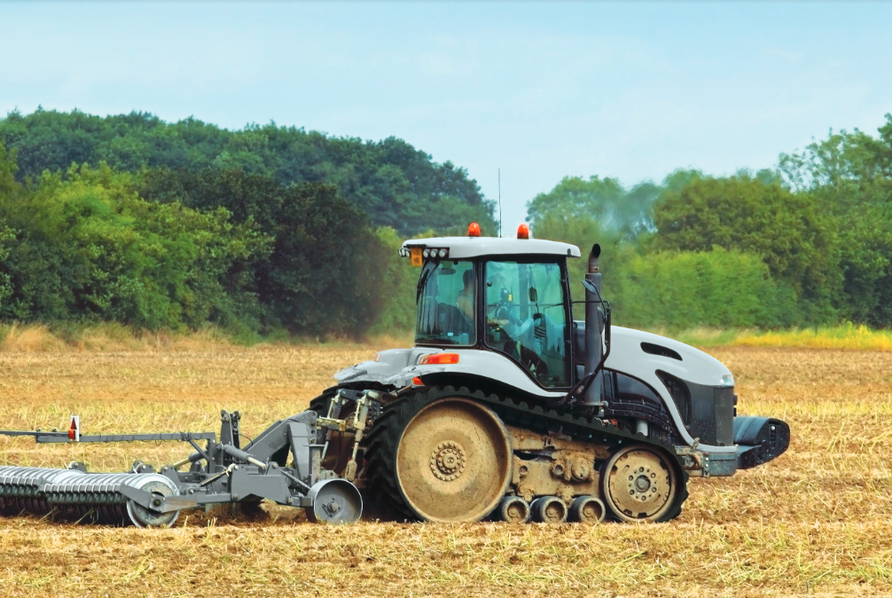 Yieldmaster Agricultural Rubber Tracks